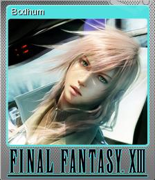 FINAL FANTASY XIII Foil 2.png