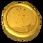 Gold Rush Anniversary Emoticon gracoin