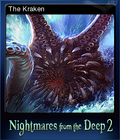 Nightmares from the Deep 2 The Siren's Call Card 4