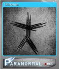 Paranormal Foil 1