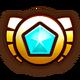 Awesomenauts Badge 3
