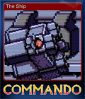8-Bit Commando Card 5