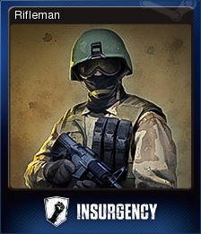 Insurgency - Rifleman
