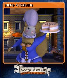 Acorn Assault: Rodent Revolution - Marie Antoinutte