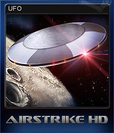 Airstrike HD - UFO