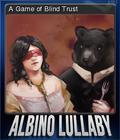 Albino Lullaby Episode 1 Card 1