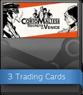 Corto Maltese Secrets of Venice Booster Pack