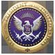 Saints Row IV Badge Foil