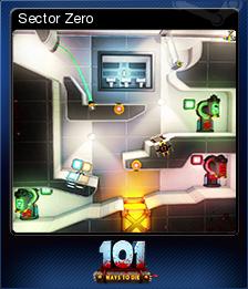 101 Ways to Die - Sector Zero
