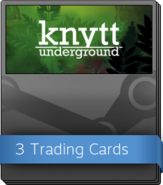 Knytt Underground Booster