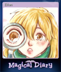 Magical Diary Card 1