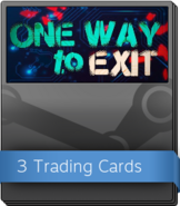 One way to exit Booster Pack