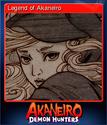 Akaneiro Demon Hunters Card 5