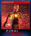 Final Rush Card 3