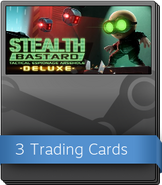 Stealth Bastard Deluxe Booster Pack