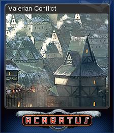 Acaratus - Valerian Conflict