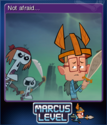 Marcus Level Card 03