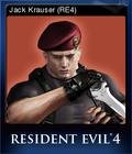 Resident Evil 4 Card 5
