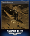 Sniper Elite V2 Card 1