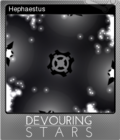 Devouring Stars Foil 4