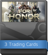 For Honor Booster Pack