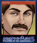 Millennium 5 - The Battle of the Millennium Card 6