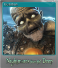Nightmares from the Deep The Cursed Heart Foil 1