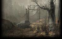 Resident Evil 4 Background RE4 Bridge