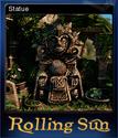 Rolling Sun Card 4