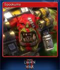 Warhammer 40,000 Dawn of War II Card 5