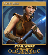 STAR WARS The Old Republic Card 8