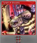Warhammer 40,000 Dawn of War II Foil 4
