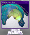 Chicken Invaders 4 Foil 4