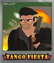 Tango Fiesta Foil 3