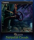 9 Clues The Secret of Serpent Creek Card 6