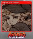 Akaneiro Demon Hunters Foil 5
