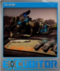 Excubitor Foil 3