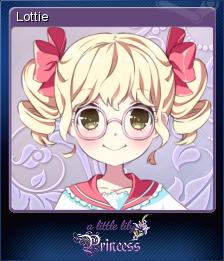 A Little Lily Princess - Lottie