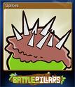 Battlepillars Gold Edition Card 08