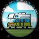 Summer Road Trip Badge 3000