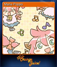 100% Orange Juice - Marie Poppo