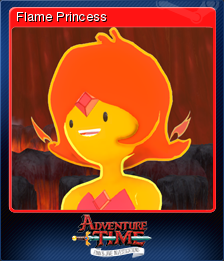Adventure Time: Finn and Jake Investigations - Flame Princess