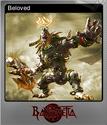 Bayonetta foil 03