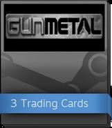 Gun Metal Booster Pack