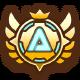 Awesomenauts Badge Foil