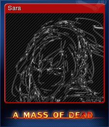 A Mass of Dead - Sara