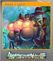 Awesomenauts Foil 11
