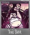 Don't Starve Foil 5