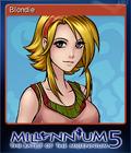 Millennium 5 - The Battle of the Millennium Card 8