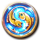 Nightmares from the Deep 2 The Siren's Call Badge Foil